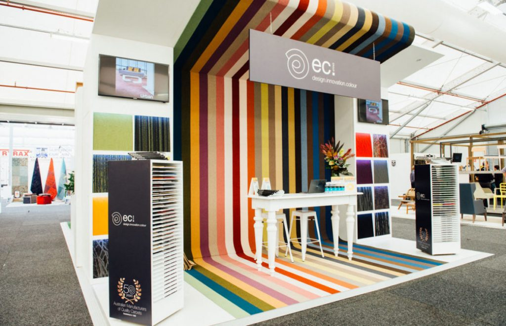 How to Make Your Booth Seem Attractive and Effective to Visitors