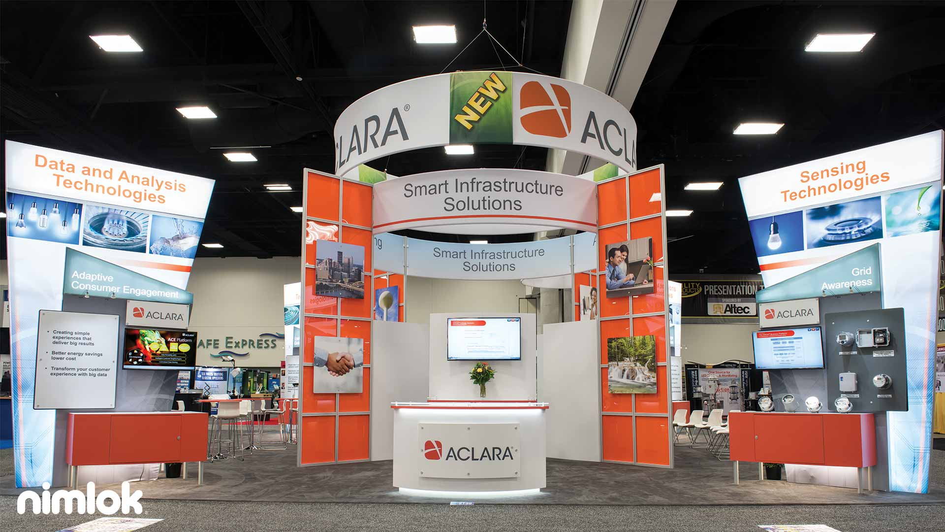 Trade Show Exhibits – Exhibits at Your Next Business Conference